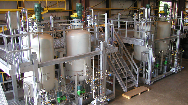 Skid Mounted Process Plants Save Money on Installed Costs
