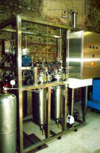 Advanced Phytonics Extraction System is used for Extracting Nutriceuticals and Botanicals