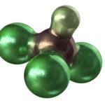 freon molecule